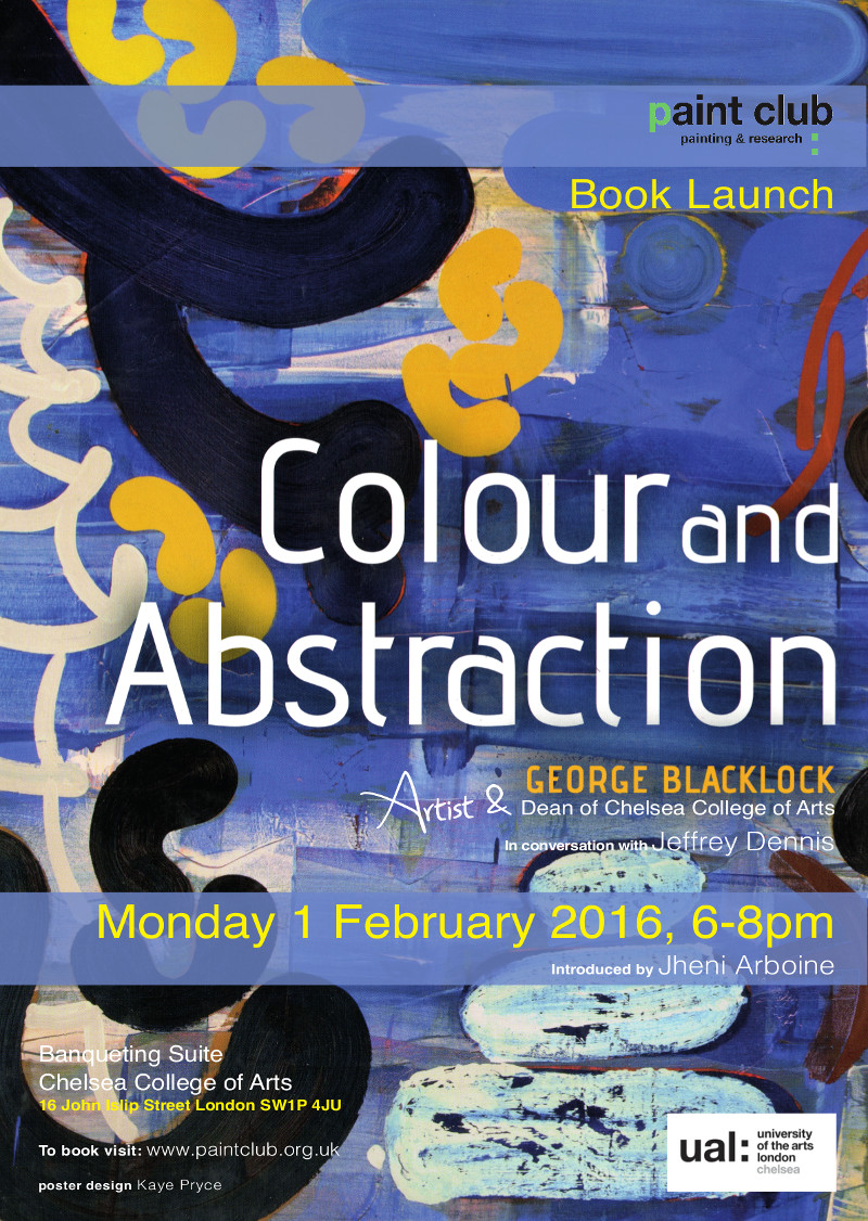 Colour and Abstraction poster